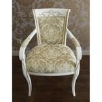 Кресло Арго с резной спинкой