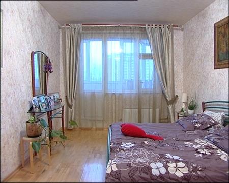 Спальня-гостиная в стиле прованс.
